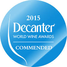 Decanter Commended 2015